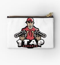 1Tap Esports Mascot Zipper Pouch