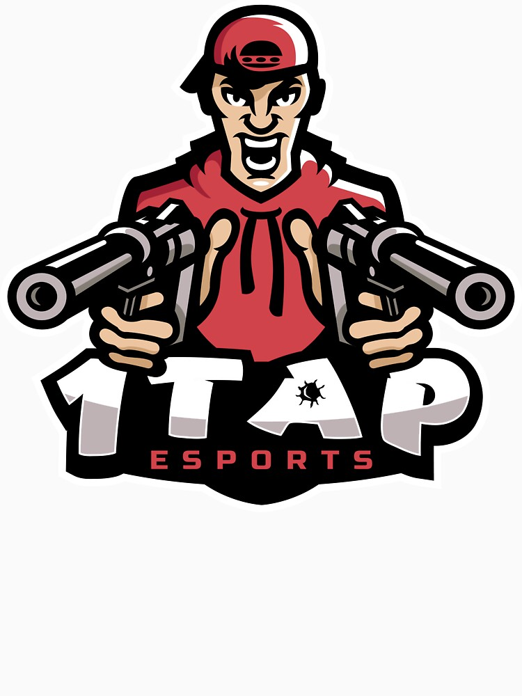 1Tap Esports Mascot by 1tap