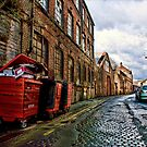 Back Street, Kelham Island, Sheffield by Chris Tait
