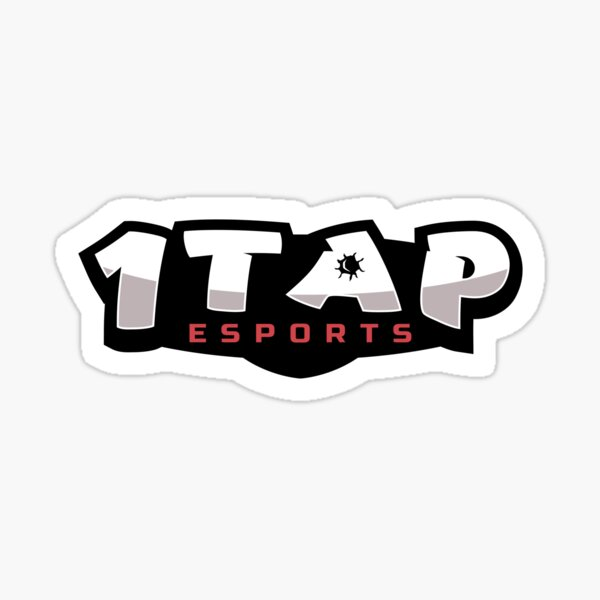 1Tap Esports Logo Sticker