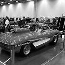 Corvette at Dallas Car Show by Susan Russell