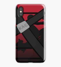 Boston Crusaders Uniform  iPhone Case/Skin