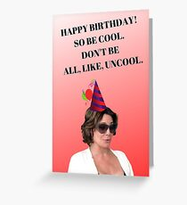 The Real Housewives Of New York City Quotes Happy Birthday Card So Be Cool