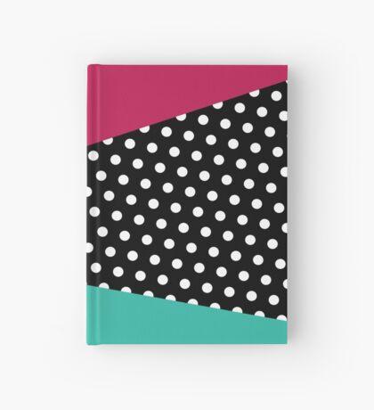 Geometría retro Cuaderno de tapa dura