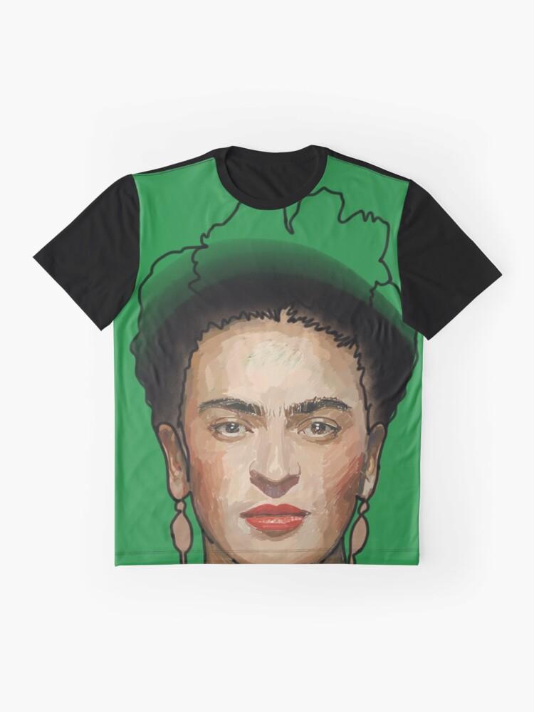 Alternate view of frida Graphic T-Shirt