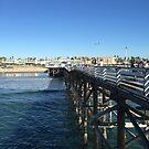 San Diego Pier by omhafez