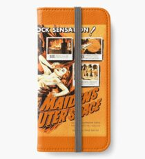 Fire Maidens Of Outer Space iPhone Wallet/Case/Skin