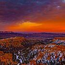 Bryce Sunset by photosbyflood