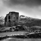 Winter in Snowdonia, Wales by PeterCseke