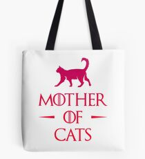 Mother of Cats - Gradient Tote Bag