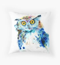 """Owl"" Throw Pillow"