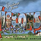 Greetings From Wisconsin by Shayli Kipnis