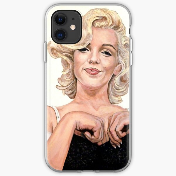 Marilyn Monroe iPhone Soft Case