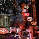 Market Lights by juellie