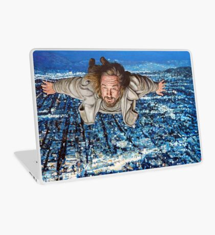 Come Fly With Me Laptop Skin