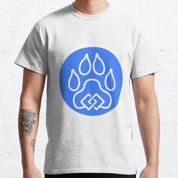 Logo Unity Paw Classic T-Shirt