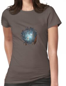 """""""Umm....Have You Seen Bycroft?""""  Womens Fitted T-Shirt"""