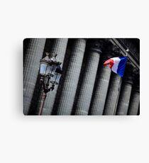République? Canvas Print