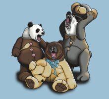TShirtGifter Presents: The Three Angry Bears