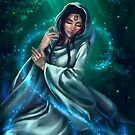 Priestess of Light by FaerytaleWings