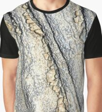 Creative Marble Graphic T-Shirt