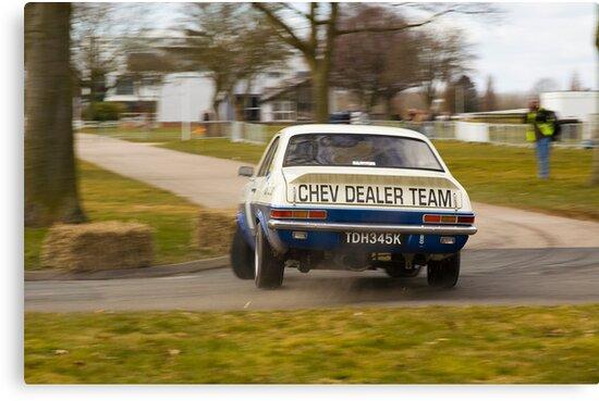 Chevrolet Firenza by Willie Jackson