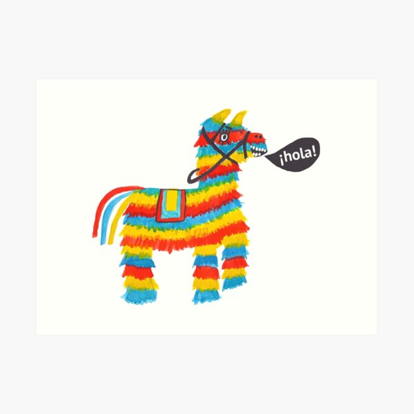 My version of loot llama, from a donkey Piñata | Animal party ... | 600x600