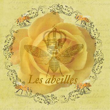 Bienenkönigin von DavJen
