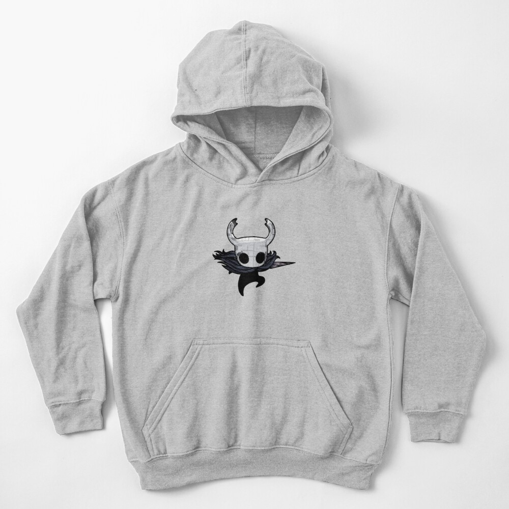 Hollow Knight Mixed Media Kids Pullover Hoodie