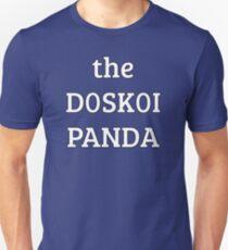 Luffy's DOSKOI PANDA TShirt - ONE PIECE (Chapter 578) Unisex T-Shirt