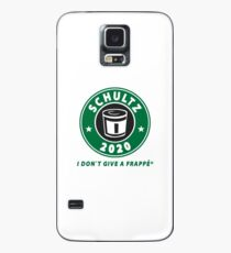 SCHULTZ 2020  I Don't Give a Frappé Case/Skin for Samsung Galaxy