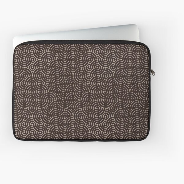 SWIRL / Coffee Laptoptasche