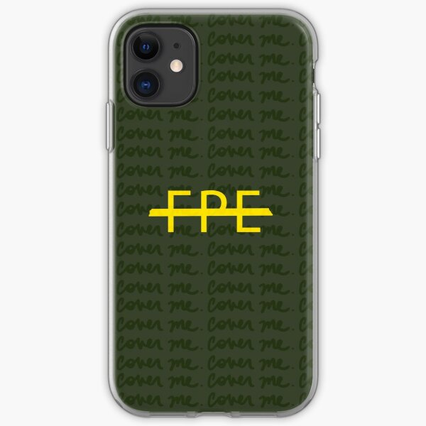 The Few, The Proud, The Emotional iPhone Soft Case
