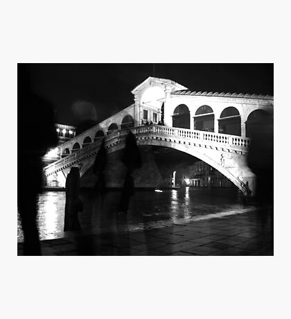 Bridge of Ghosts Photographic Print