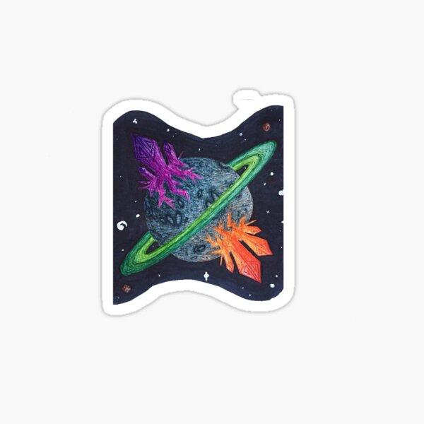 Planet G1 Sticker