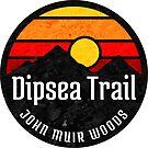 Hike Dipsea Trail John Muir Woods California Hiking by MyHandmadeSigns