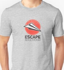 Escape Adulthood Unisex T-Shirt