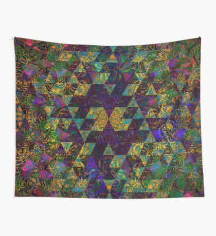Geometric 2 Wall Tapestry