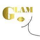 Tres Glam - Fashion Illustration by Sartoris Art & Photography