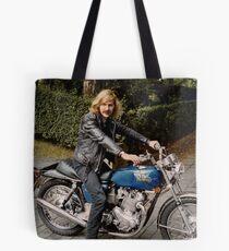 Biker Billy Tote Bag