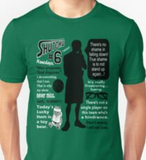 Midorima Shintarou Quotes Unisex T-Shirt
