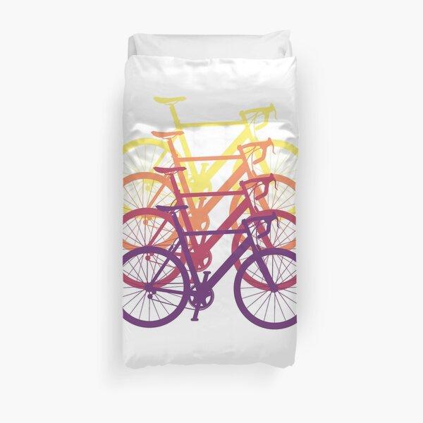 Vélo de course vélo cycliste cadeau course Housse de couette