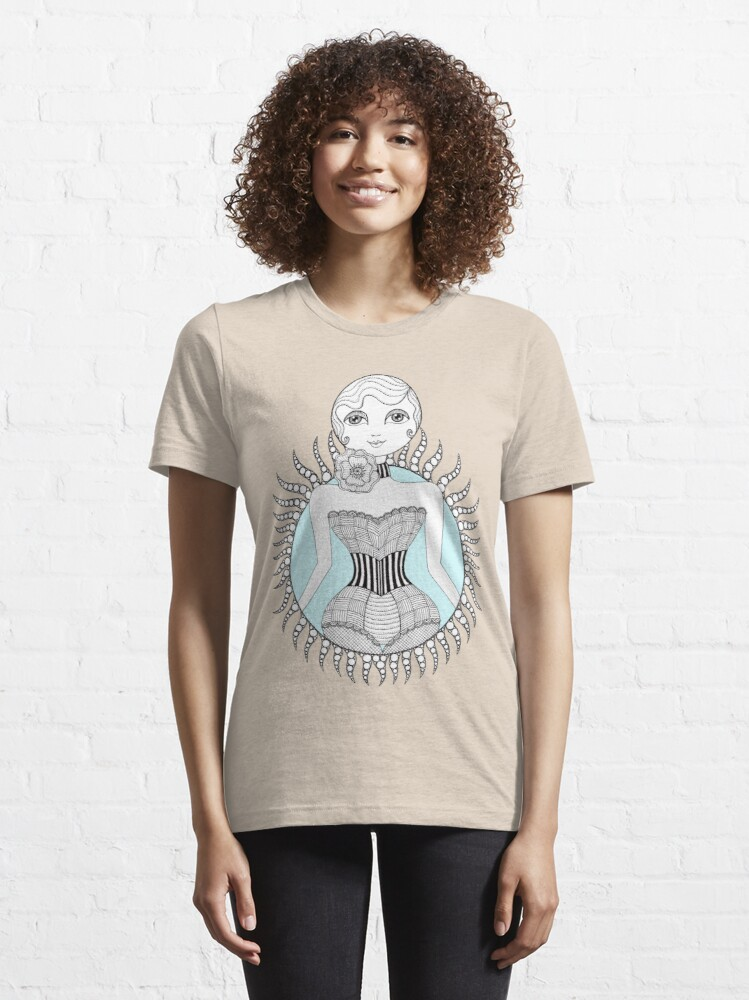 Alternate view of Hulahoop Betty Essential T-Shirt