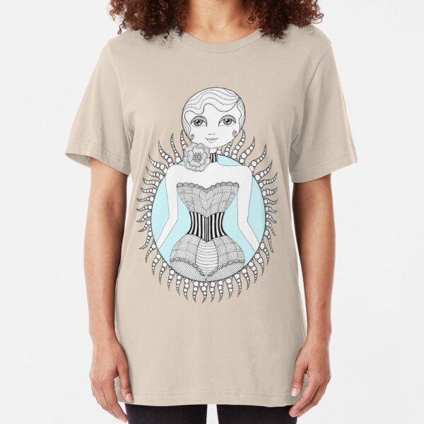 Hulahoop Betty Slim Fit T-Shirt