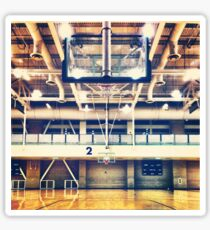Empty Courts Sticker