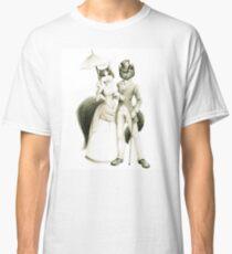 Victorian Cat Series 01 Classic T-Shirt