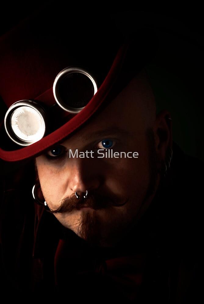 kieron by Matt Sillence