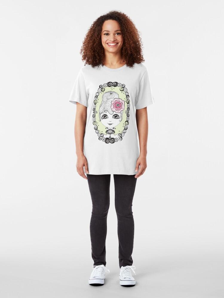 Alternate view of Matilda Slim Fit T-Shirt