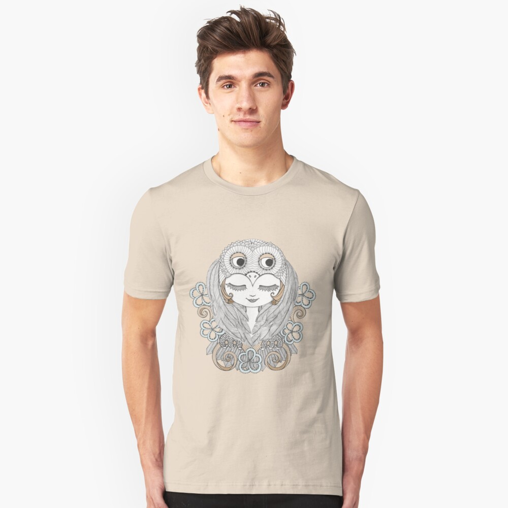 The Wise Protector Unisex T-Shirt Front