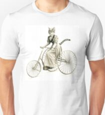 Victorian Cat Series 03 Unisex T-Shirt